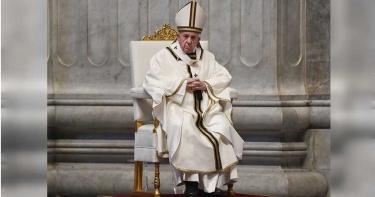 義媒驚爆教宗將密訪中國武漢 我國邦交備受矚目
