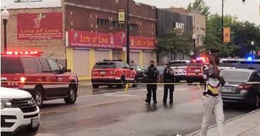 芝加哥民眾殯儀館外遭槍擊 至少14人受傷