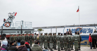 國軍「海龍快艇」採購爆弊案 2軍官合謀廠商A上億