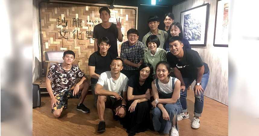 桂綸鎂當表演老師 幫《天橋》新演員加持