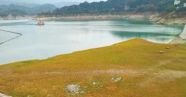 南台灣旱象嚴峻 高屏溪川流量22年來新低!停供大台南用水