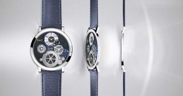珍藏史上極致纖薄機械腕錶!伯爵Altiplano超薄腕錶終極概念款 薈萃微型製錶工程技術結晶