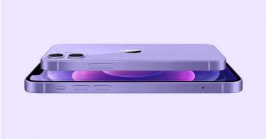 iPhone 12俏麗紫登場 網友創意噴發:芋頭化工奶、情趣紫都出爐了