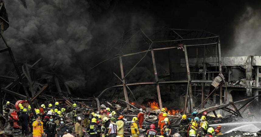 明諦化學泰國工廠爆炸 超過1266人索討賠償金近4億