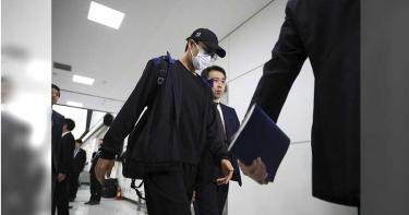 日本球王遭遇死亡車禍 幸只受輕傷預計3月復出