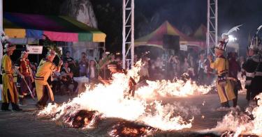 142年前勇抗清兵 撒奇萊雅「火神祭」重現當年滅族血戰