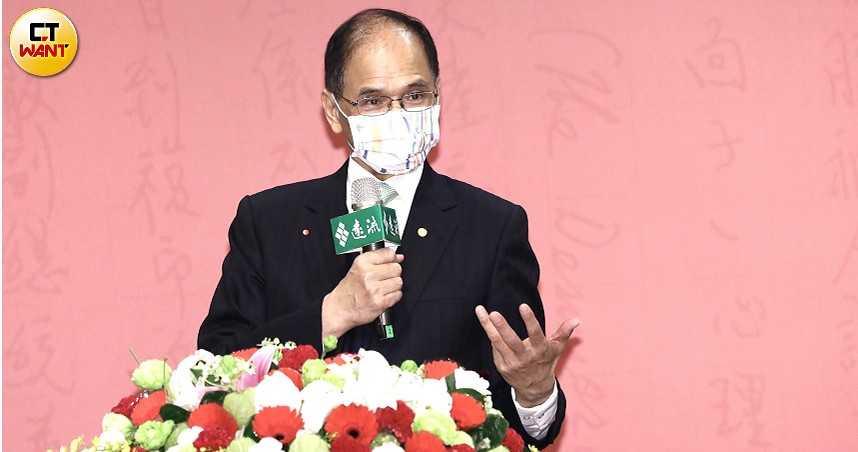 盧秀燕當AIT面反對萊豬 游錫堃:應該表現更有禮貌一點