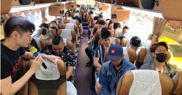 太魯閣號發生重大意外…「藝起發光」險搭死亡列車 宋逸民夫妻率成員祈禱