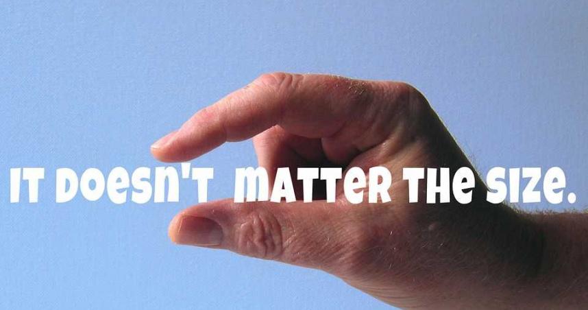 你的尺寸決定你的薪資! 調查發現「奈米屌」賺得比「大鵰」多