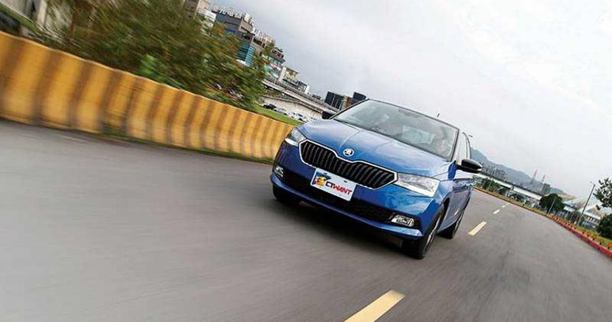 SKODA Fabia 2020年式 市場小車最超值