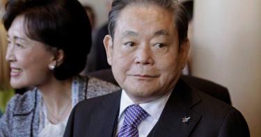 快訊/三星電子會長李健熙驚傳過世! 享壽78歲
