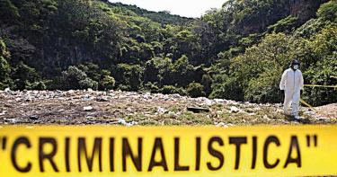 墨西哥毒品暴力情況攀升!瓜納華托州「59屍最大亂葬崗」  屍體驚見青少年