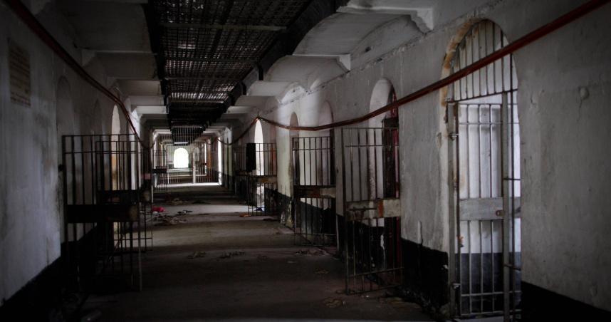 搜奇/報告長官「牢房有鬼」 百年廢棄監獄靈異事件頻傳