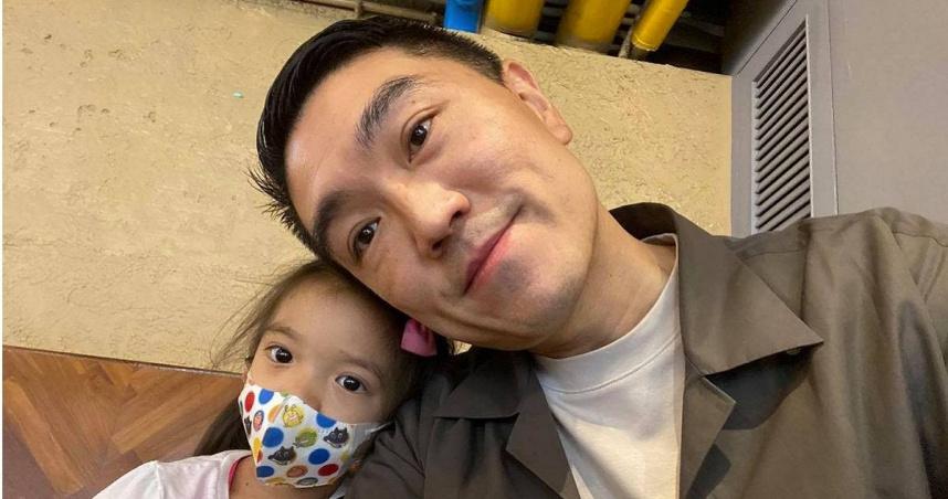 「小愛爸爸」投入公益4年 謝國樑參戰2022基隆市長選舉