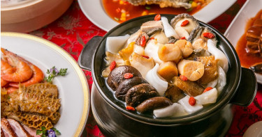 國宴主廚幫你做最港味年菜 「佛跳牆」不是多料大鍋就好吃
