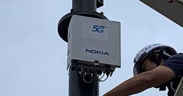 網通類股齊揚 受惠陸5G基建3200億採購案到位