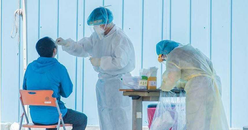 企業想購買快篩試劑 指揮官陳時中:法律上仍不允許