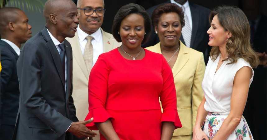海地總統喪禮23日舉行 重傷遺孀將返國參加
