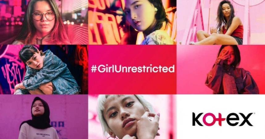 【挺女孩情報】鼓勵女孩展現《來就來,無所畏》精神 破除框架不為自己設限