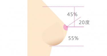 什麼胸型最美? 醫師:「乳頭以上面積比45%」超性感