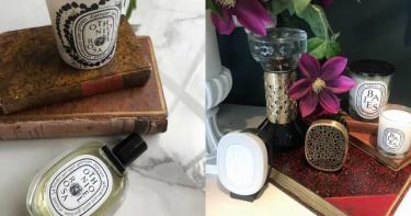 diptyque的行動擴香器、車用擴香也太美了,還有這瓶限量全新玫瑰淡香水,玫瑰控們保證+1