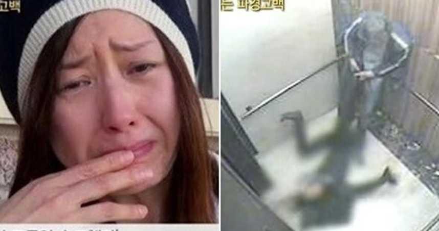 娃娃臉女星19歲被性侵懷孕硬結婚 被渣夫暴打32年…拖進電梯痛毆險死