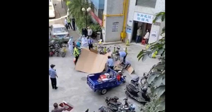 「燒肉粽」翻版!男子30樓墜落砸死快遞 網怒:找個沒人的地方跳好嗎