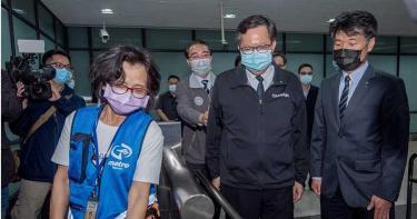 飯店4員工確診具強傳染力 鄭文燦:15至28日住諾富特777人都要隔離