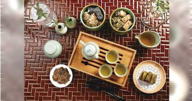 【復古潮茶店1】少爺請坐 酒茶混搭餐食提味