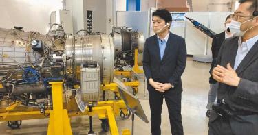 威嚇大陸? 日本高超音速飛彈模型曝光