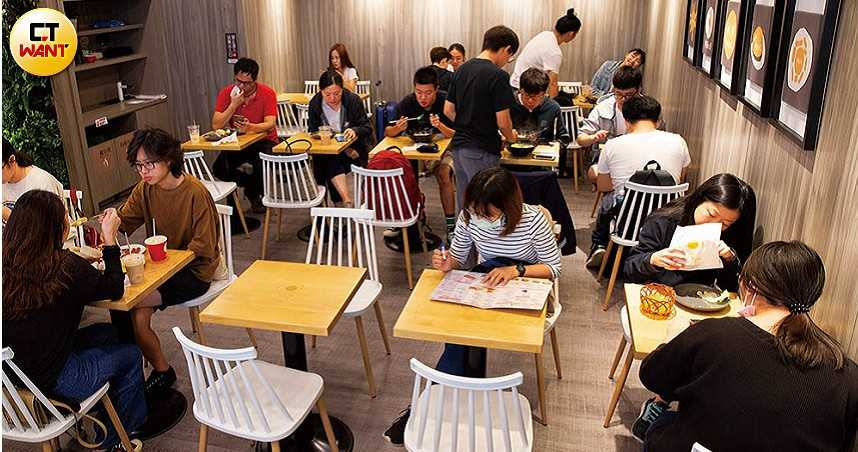 早餐賈伯斯1/打造新型態概念店 業績比去年增加一成