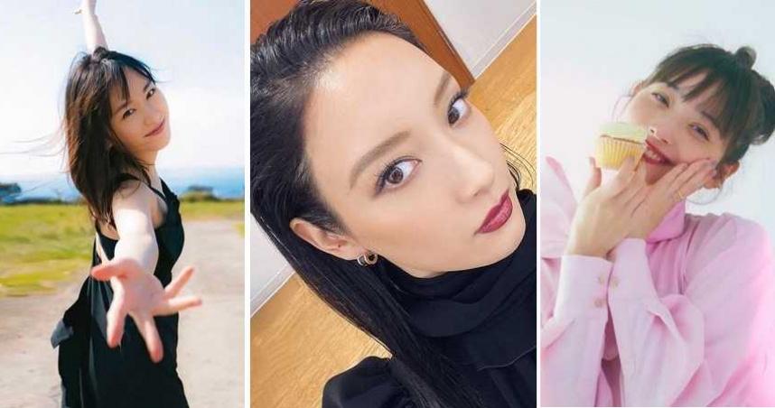 1988年出生美女特別多?日本票選「奇蹟年最美女星」 第一名是她