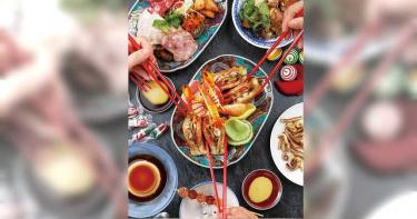 新食感台菜1/豊賀大酒家 台菜魂混搭日法創意