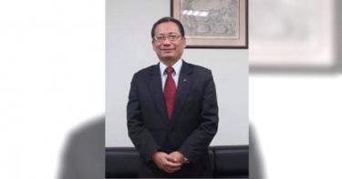 警界孔子高哲翰 榮膺崇右影藝科技大學副校長