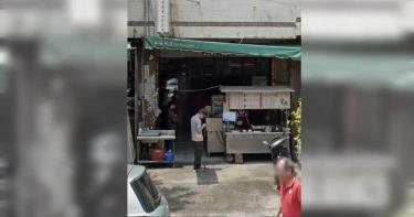 台中小吃店發生瓦斯氣爆意外 現場8名傷者送醫急救