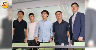 黃之鋒重申來台3大目的 民進黨避談《難民法》