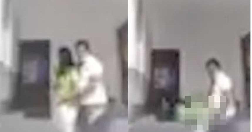 「雙人運動」鏡頭沒關+1!菲官員開視訊會議 後背式「速戰」女秘書看光光