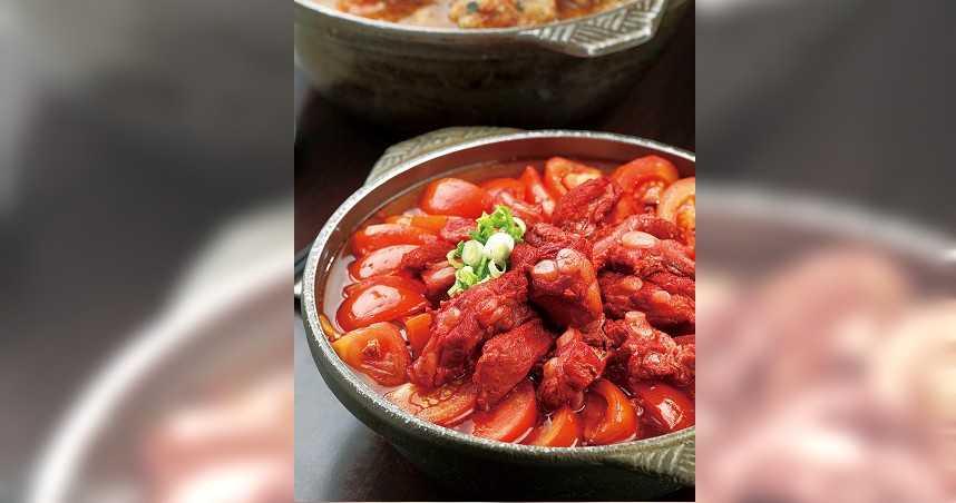 新食感台菜2/十得私廚 酒家菜巧用食材原味