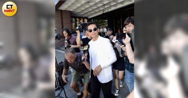 徐乃麟地檢署出庭 面對詐欺指控七字回應