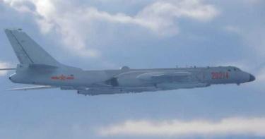 創本月最早出沒紀錄 解放軍機連續13天入西南空域擾台