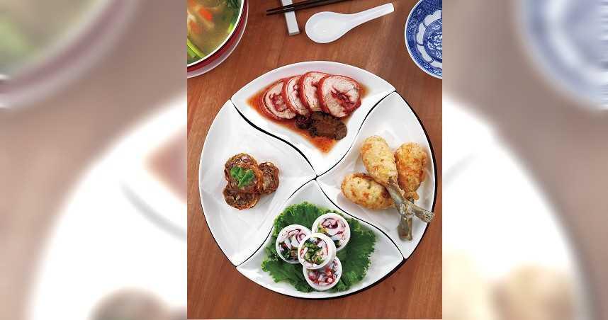 新食感台菜3/真心台菜 宜蘭風翻玩手路料理