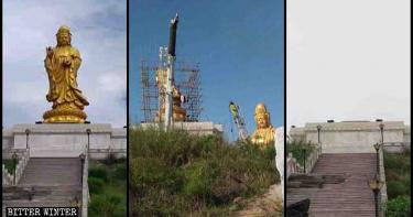 中國政府趁疫情關閉寺廟順便「滅佛」 信眾:像回到毛澤東時代