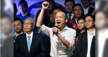 韓國瑜「北韓說」遭嗆無知 韓陣營:比喻沒錯