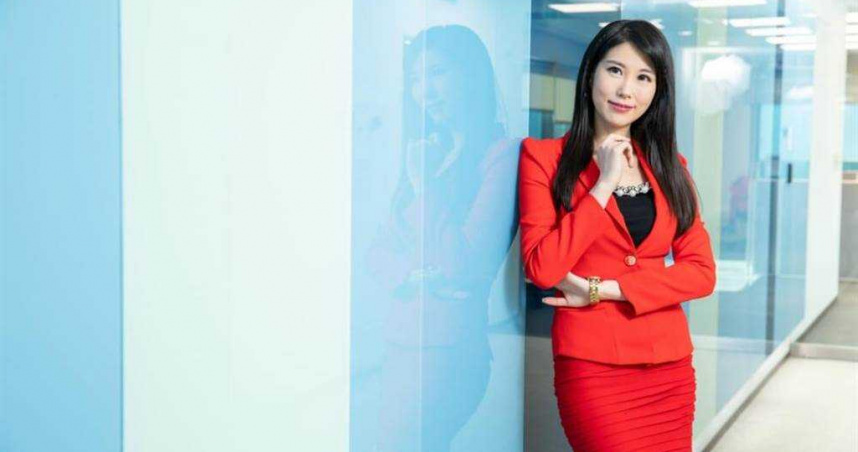 美女主播轉型爆發期 劉盈秀釋放滿滿正能量