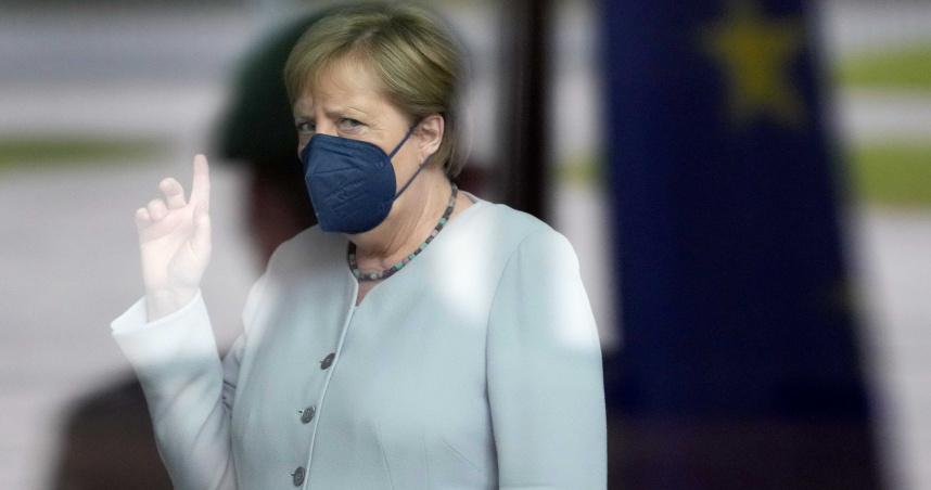 AZ、莫德納混打效果如何? 德國總理親身嘗試
