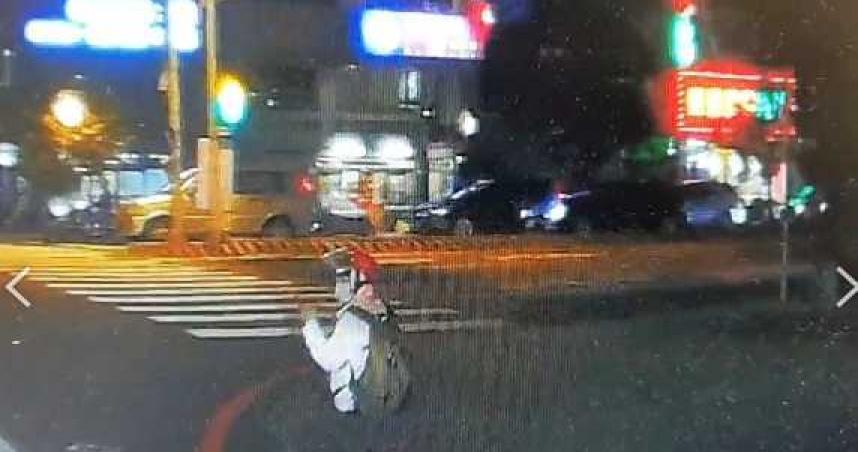 男大生台南觀光成兇殺案目擊者 嚇到腿軟跌坐在地