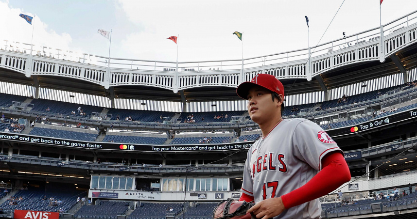 無懸念! 大谷翔平獲選美聯單月最佳球員