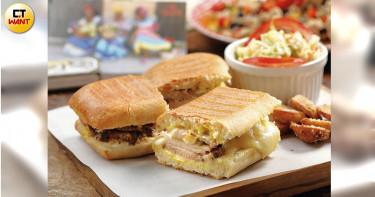 【味蕾遊列國4】古巴CUBA 三明治外脆內軟