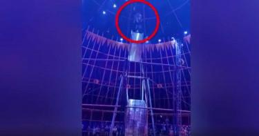 空中飛人「8公尺高」特技表演!下秒摔落…無安全措施慘死