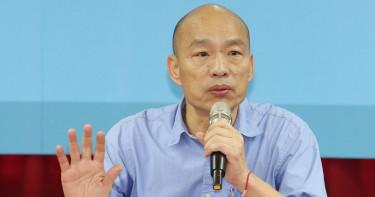 韓國瑜上任後首編預算 議員嗆:「發大財」一場空